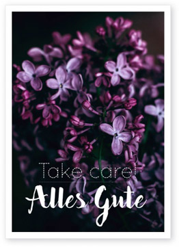Alles Gute - Take Care